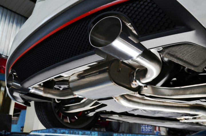Are Aftermarket Exhausts Illegal In Louisiana? The Law Says…