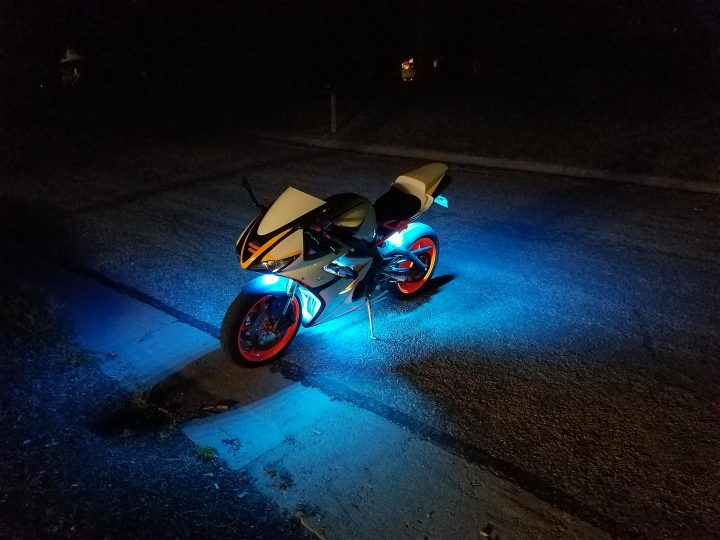Is Underglow Illegal On Motorcycles? 11 Things to Know Before You Do It
