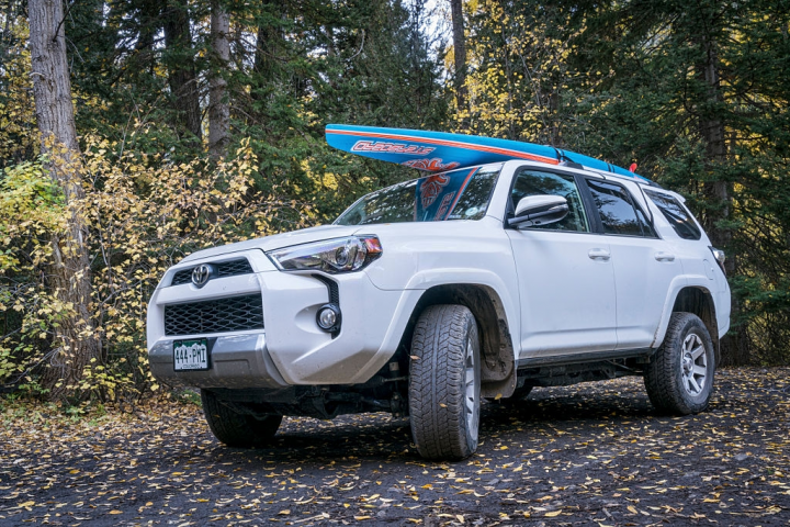 How To Replace Hood Struts On Toyota 4Runner